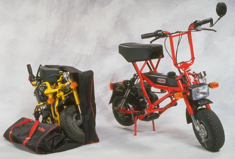 Di Blasi Of America Folding Motorcycle Motor Bike